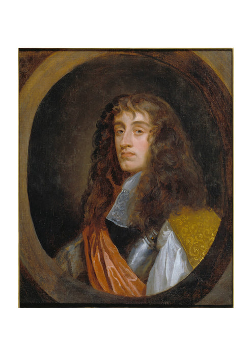 Greenhill John - James Ii As Duke Of York