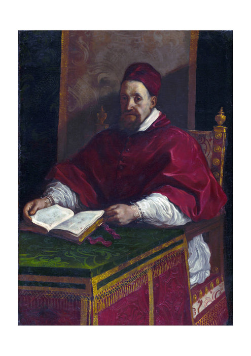 Guercino Giovanni Francesco Barbieri - Pope Gregory Xv