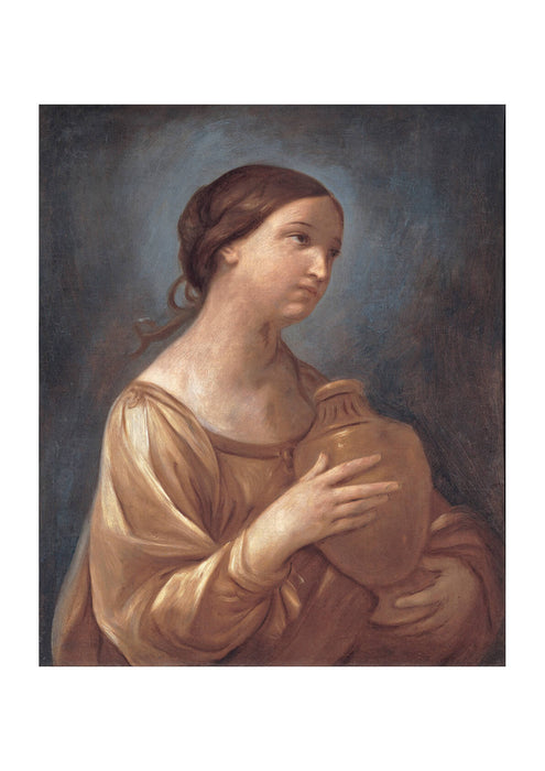 Guido Reni - Magdalene With The Jar Of Ointment