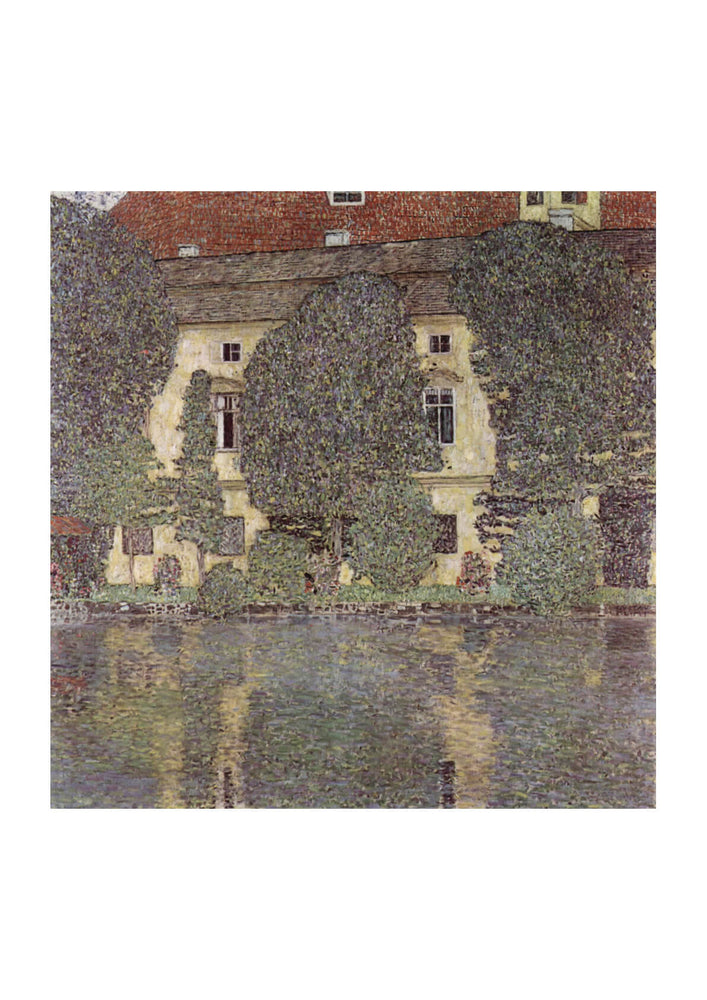 Gustav Klimt - Across the Water