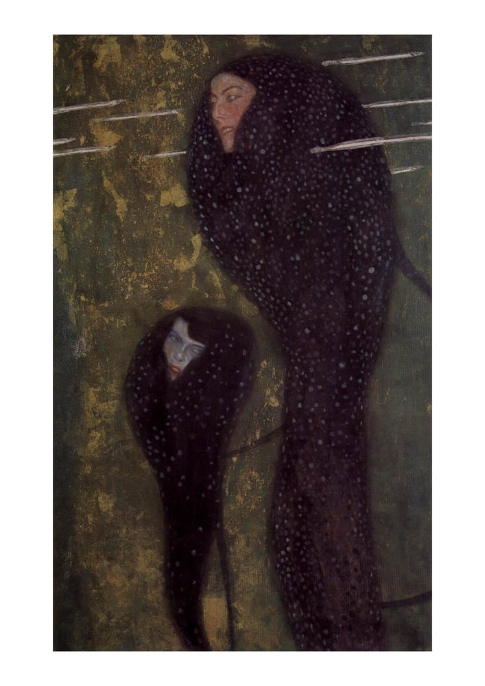 Gustav Klimt - Shrouded