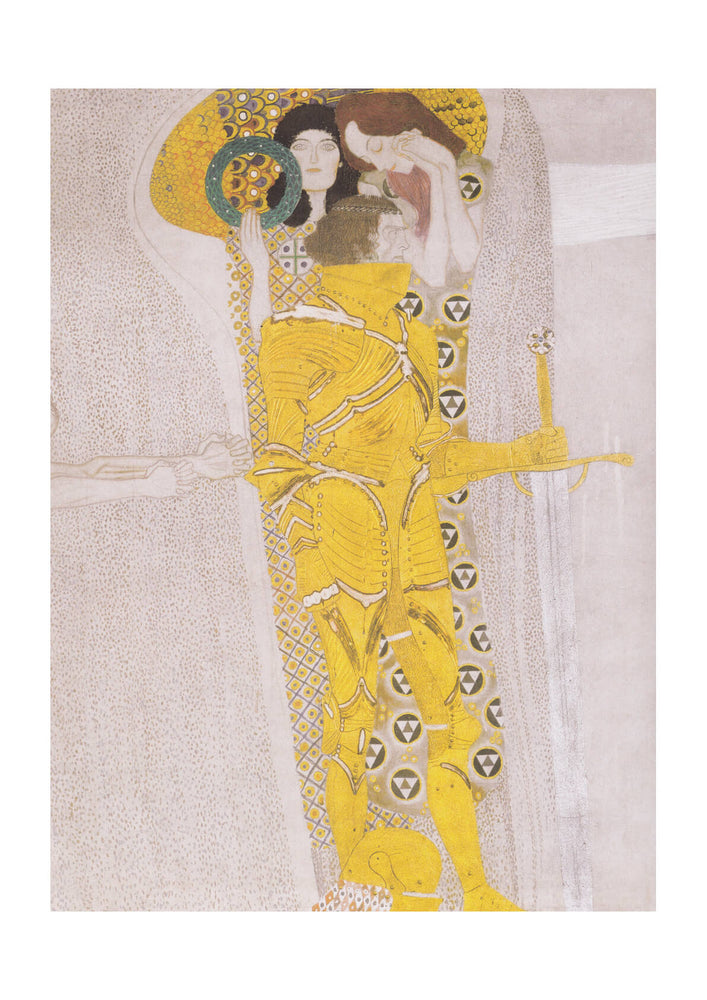 Gustav Klimt - Yellow Woman