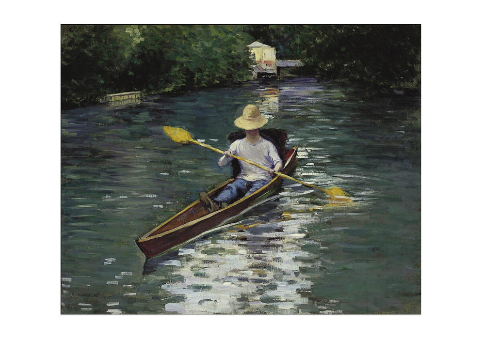Gustave Caillebotte - In the River