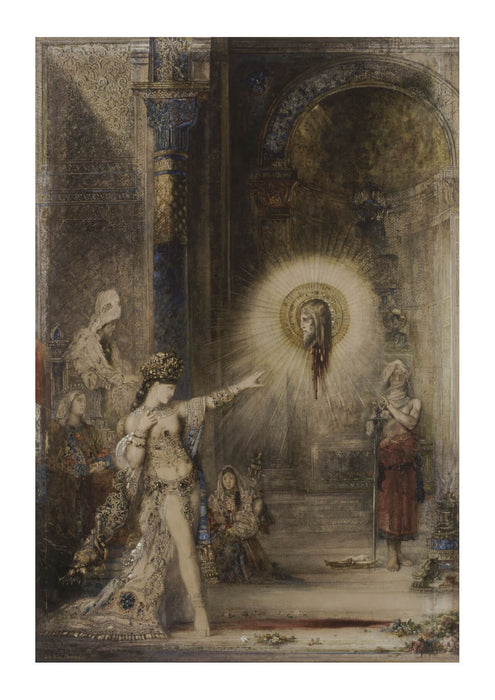 Gustave Moreau The Apparition