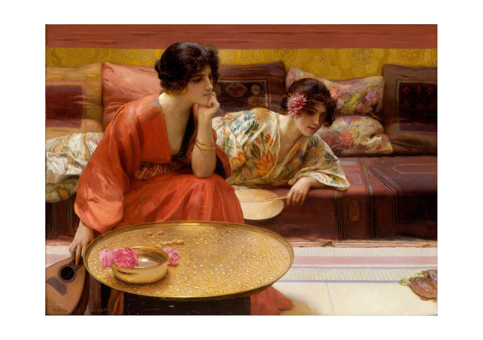 H Siddons Mowbray - Idle Hours