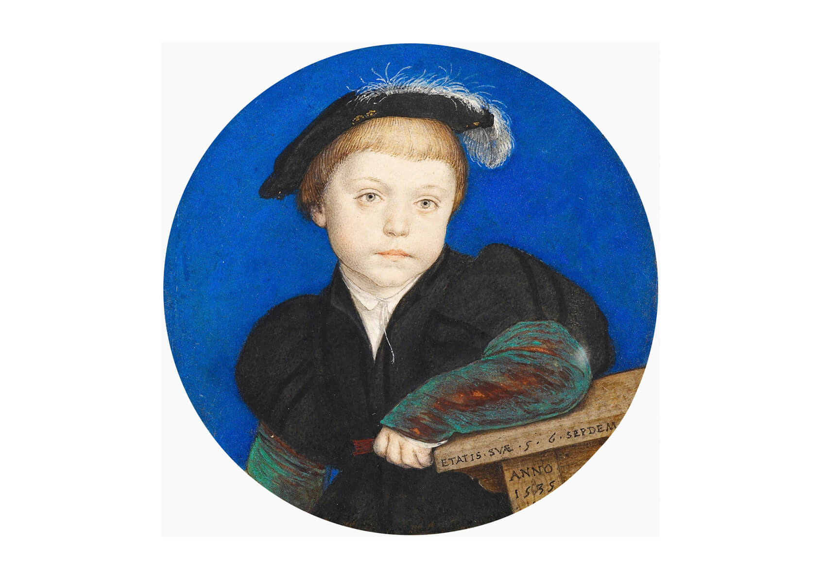Hans Holbein Younger - Henry Brandon 2nd Duke Of Suffolk