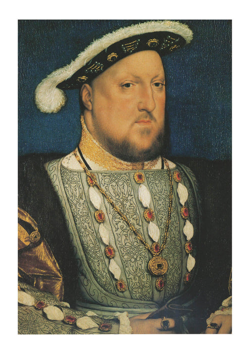 Hans The Younger - Henry VIII of England