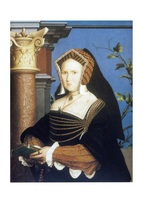 Hans The Younger - Mary Lady Guildford