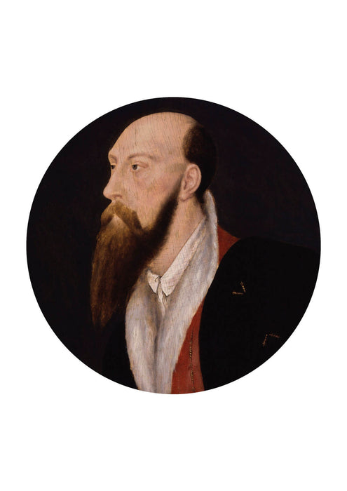 Hans The Younger - Sir Thomas Wyatt