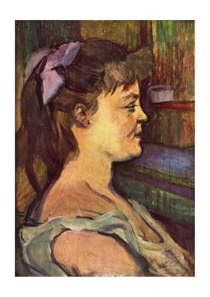 Henri Toulouse Lautrec - Looking Out