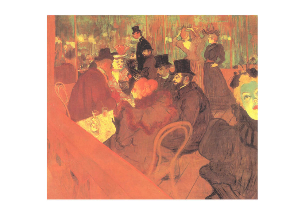 Henri Toulouse Lautrec - Men