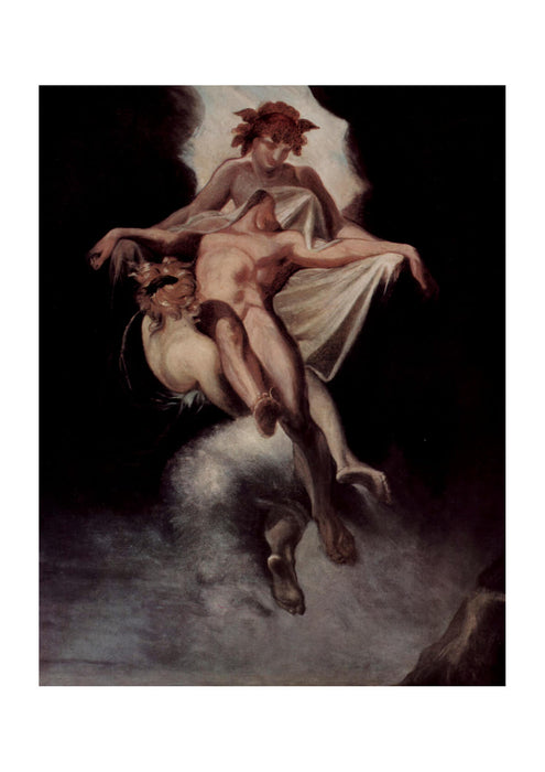 Henry Fuseli - Ascention