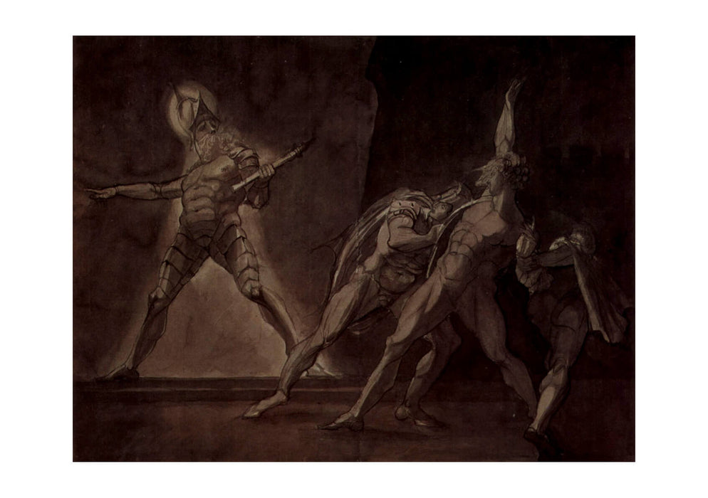 Henry Fuseli - The Dark