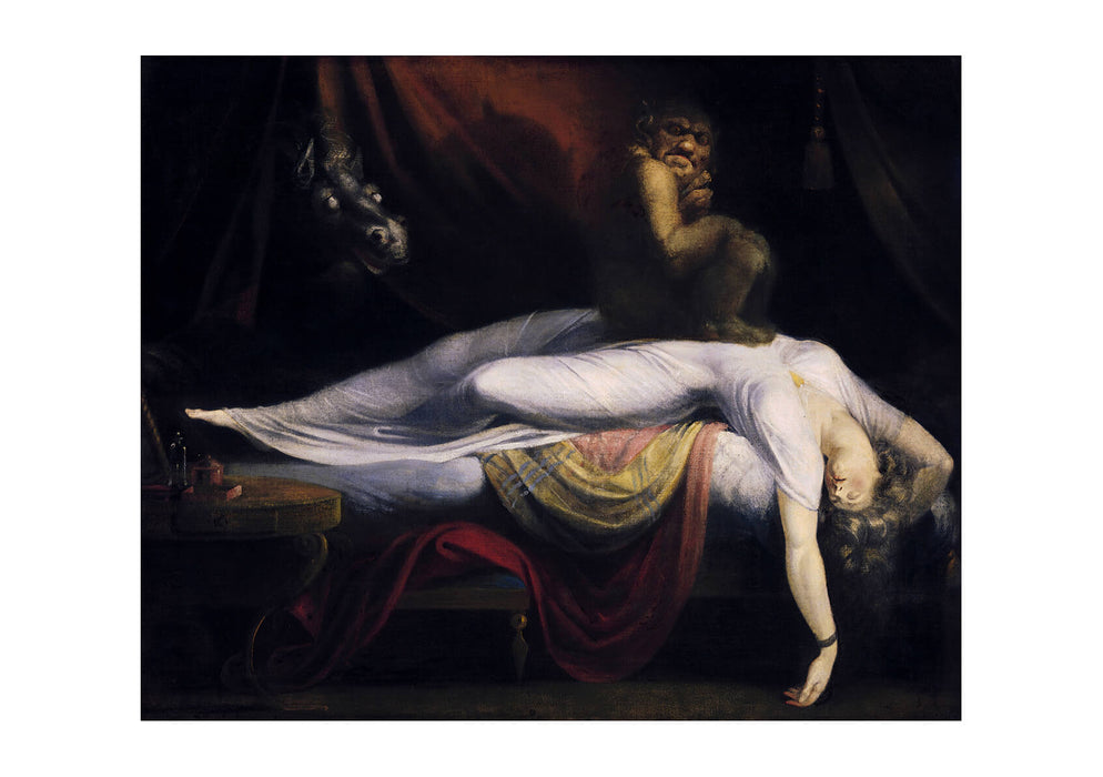 Henry Fuseli - The Nightmare