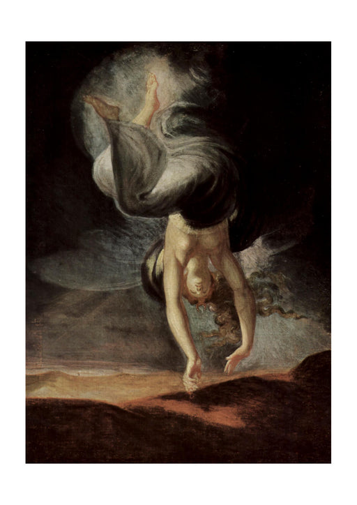 Henry Fuseli - Upside Down