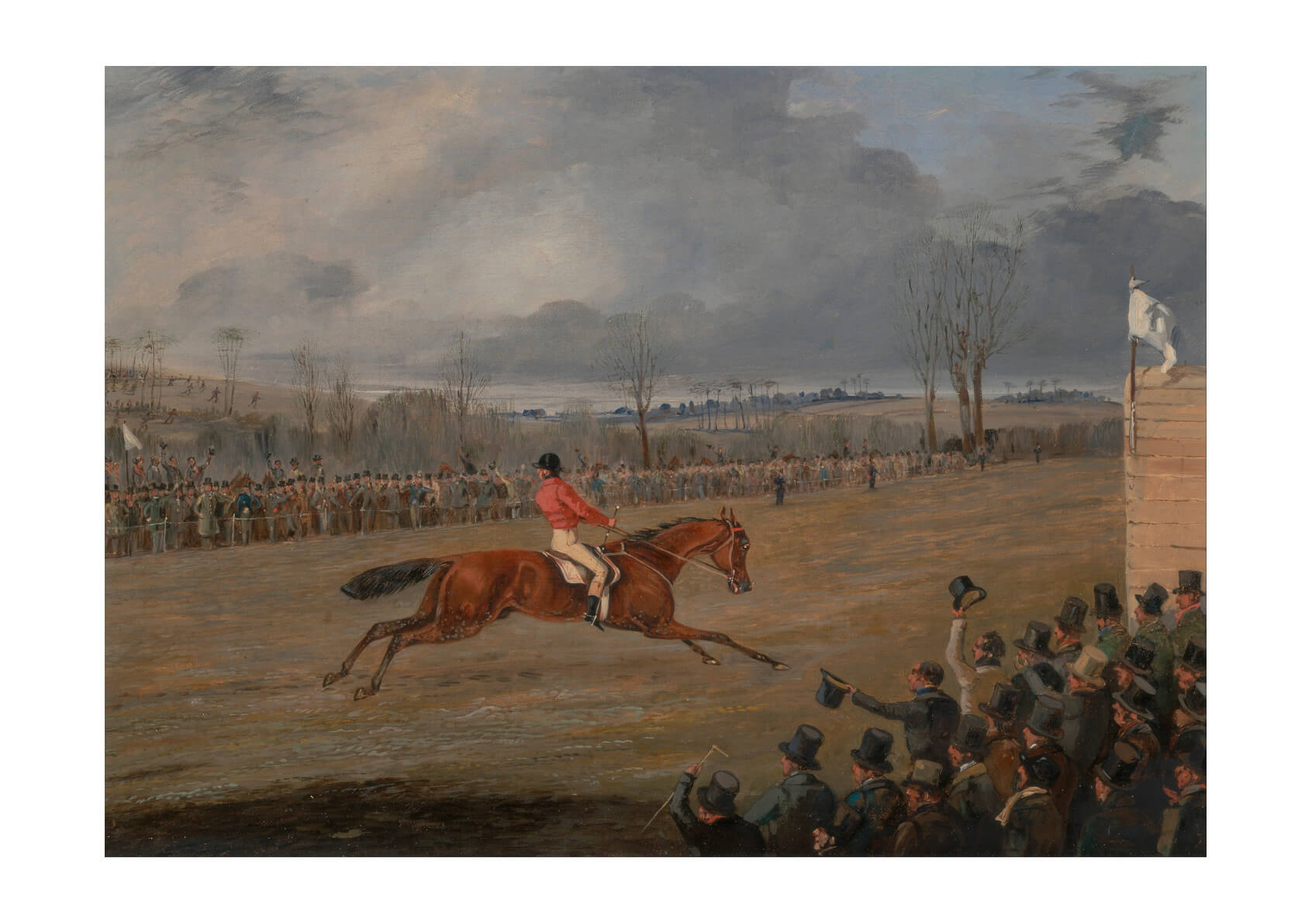 Henry Thomas Alken - The Winner