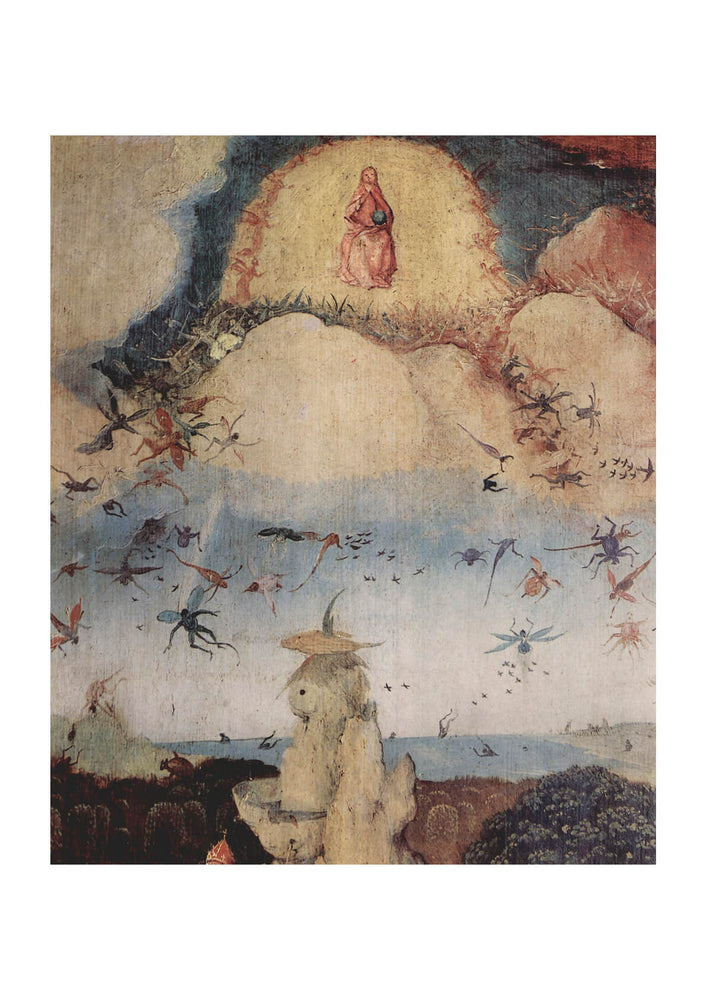 Hieronymus Bosch - Falling From Heaven