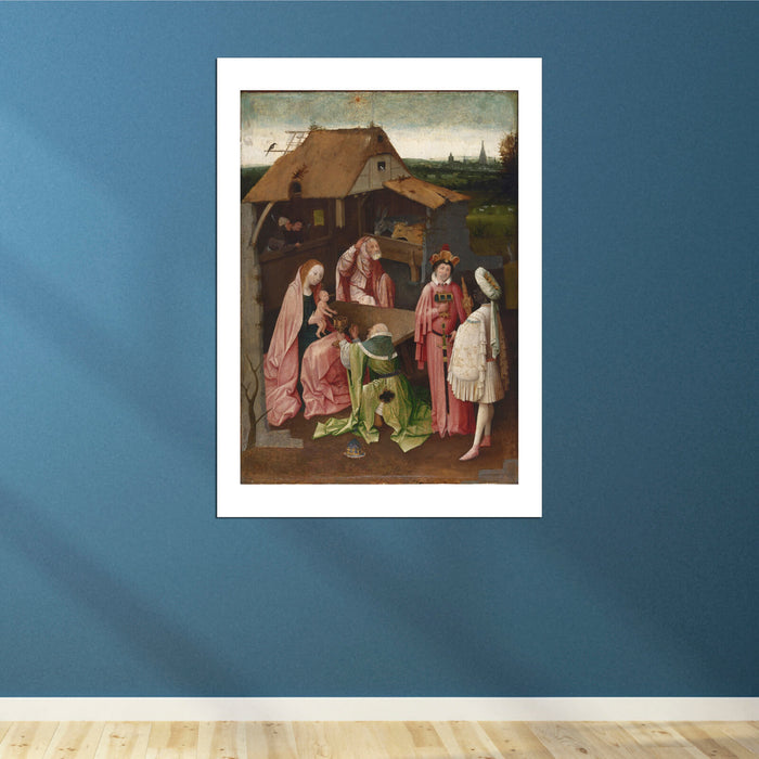 Hieronymus Bosch - The Adoration of the Magi