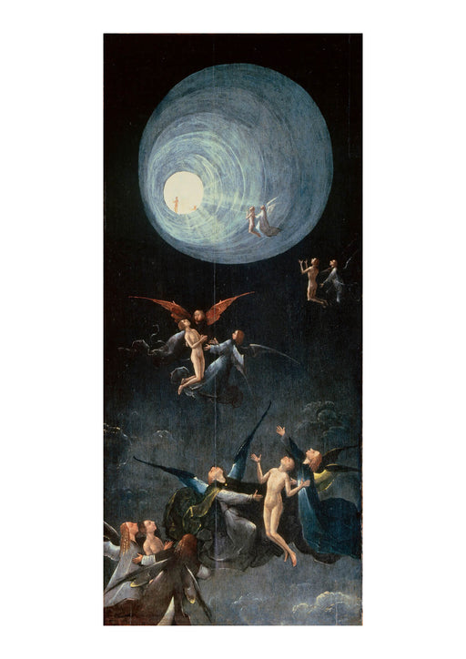Hieronymus Bosch - The Moon