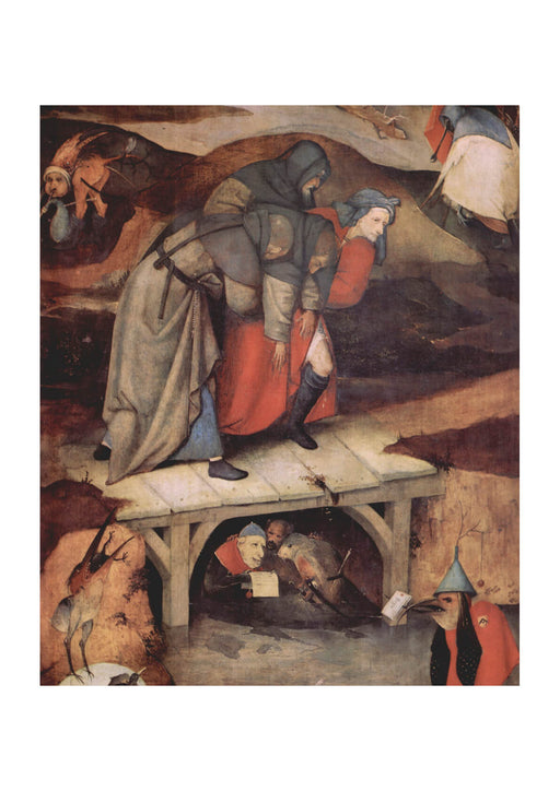 Hieronymus Bosch - Working