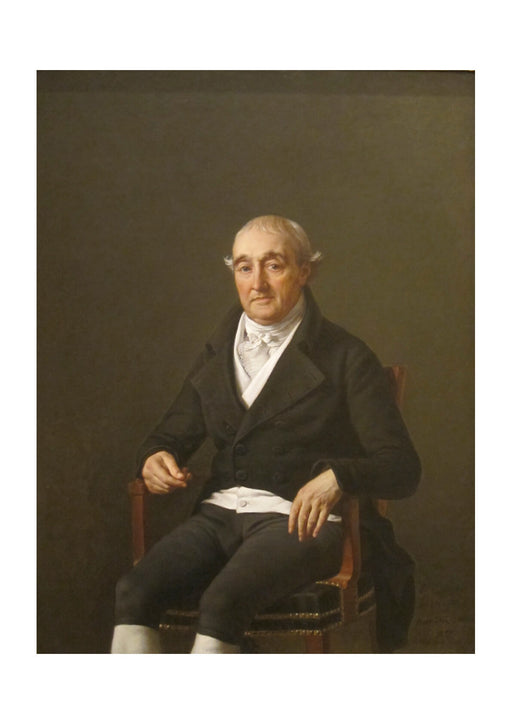 Jacques David - Portrait of Cooper Penrose