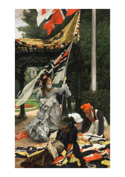 James Tissot - Still on Top