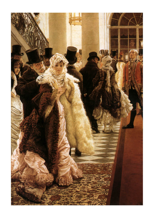 James Tissot - The Woman of Fashion