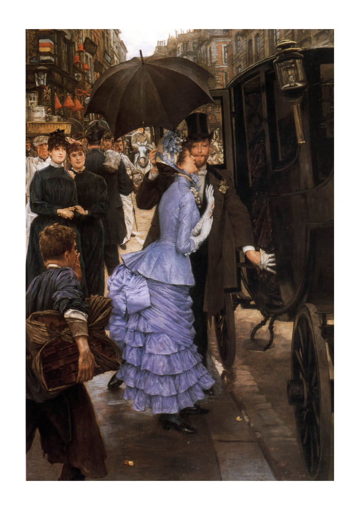 James Tissot - Tissot bridesmaid
