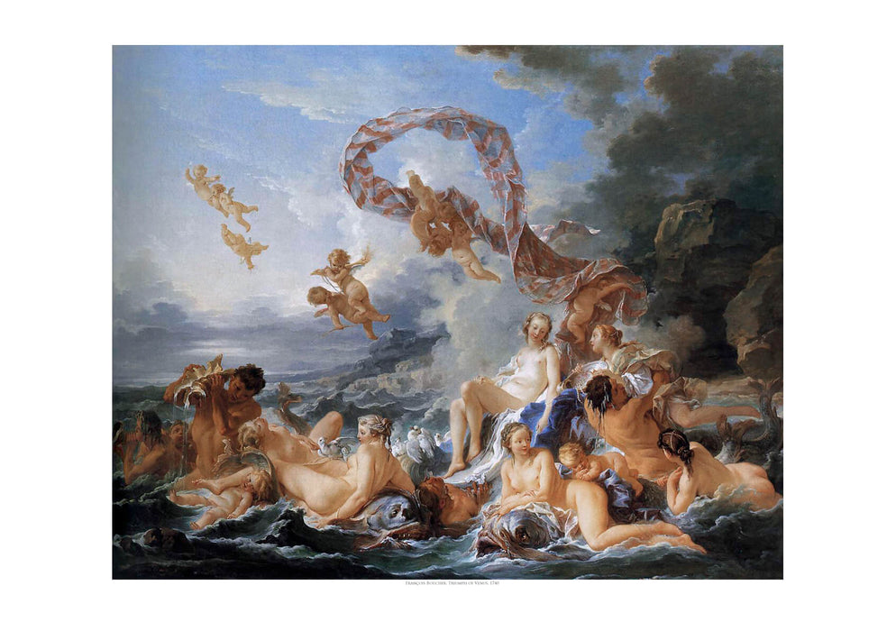Pilgrimage To The Island Of Cythera