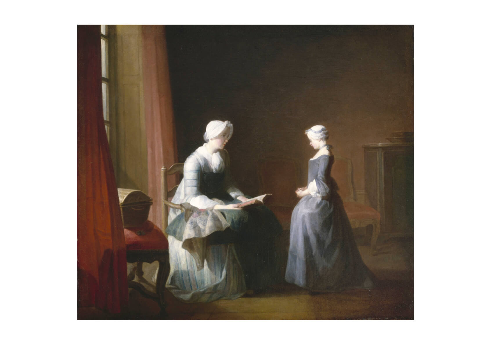 Jean Chardin - The Good Education