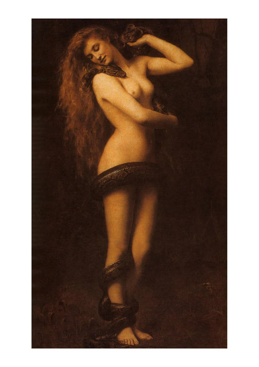 John Collier Lilith 1887