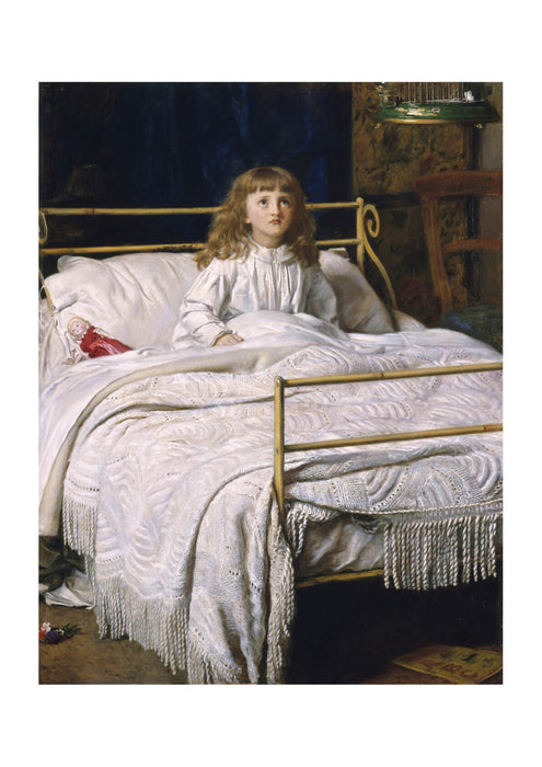 John Everett Millais - Waking
