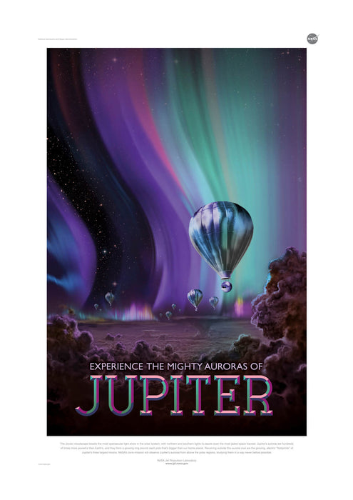 Jupiter NASA Space Tourism