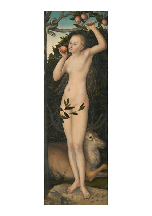 Lucas Cranach The Elder - Eve