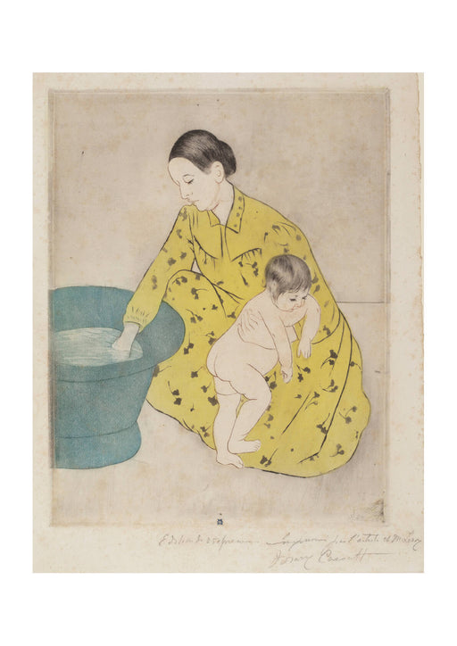 Mary Cassatt - The Bath