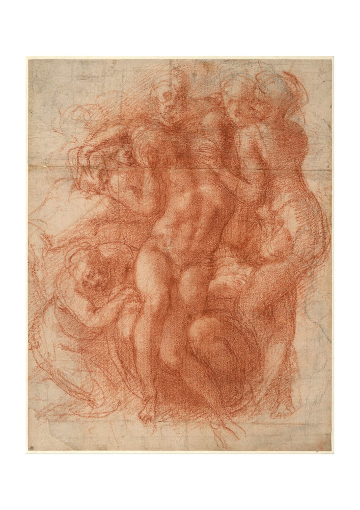 Michelangelo - Lamentation