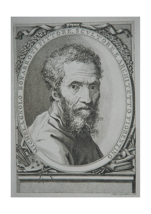 Michelangelo - Portrait