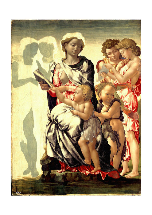 Michelangelo - Women and Children