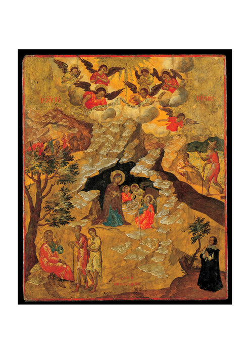 Moskos Ilias - The Nativity