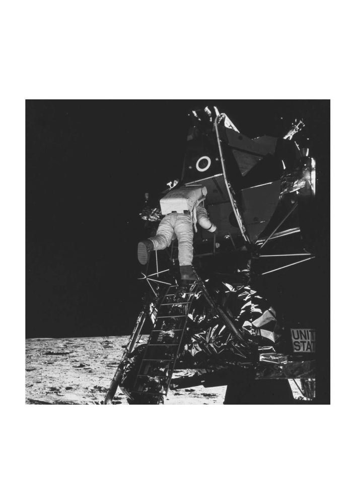 NASA - Apollo 11 On the Moon