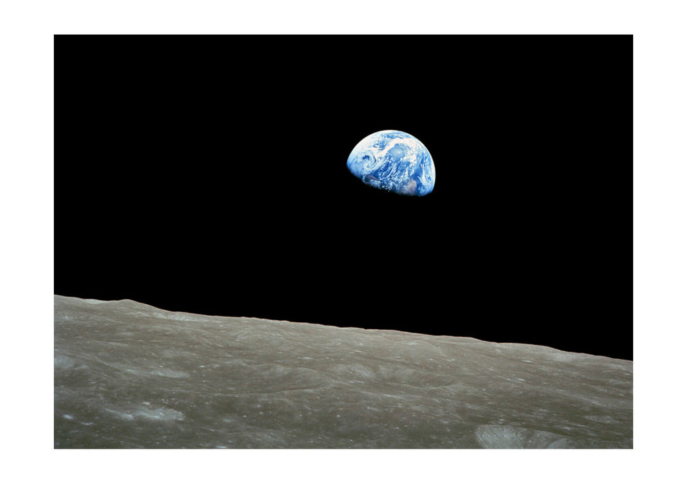 NASA - Apollo 8 Dec 24 Earthrise