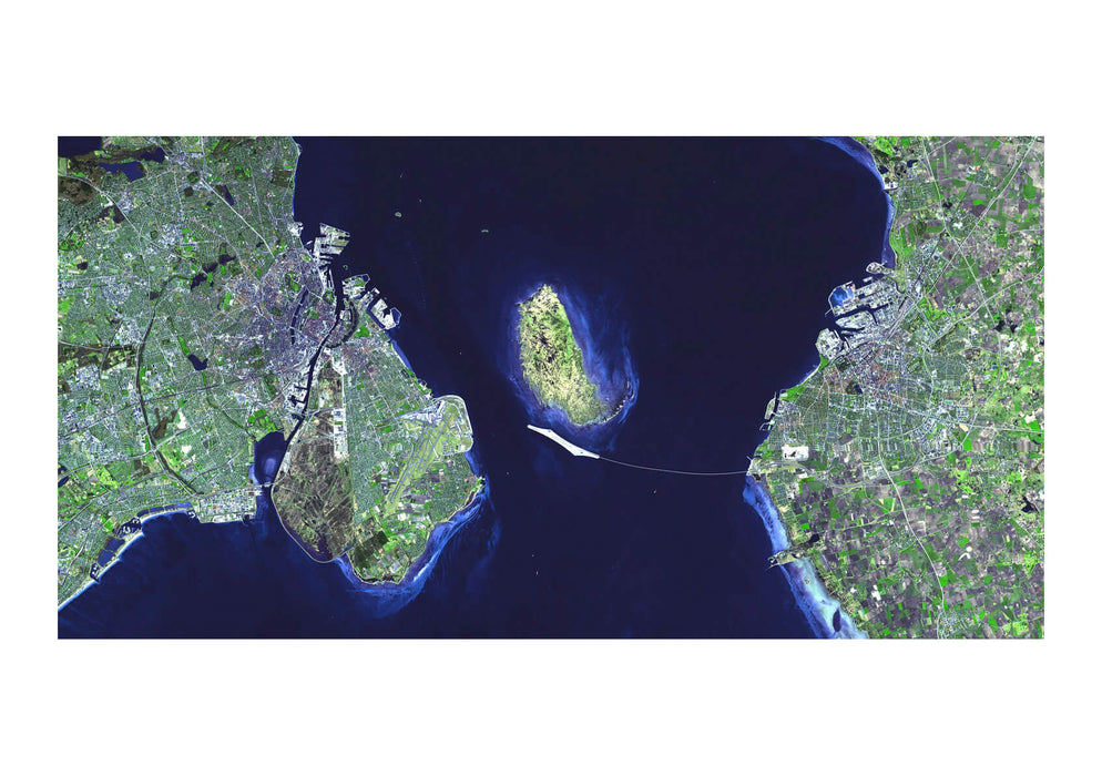 NASA - Oresund bridge