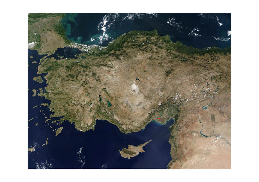NASA - Turkey