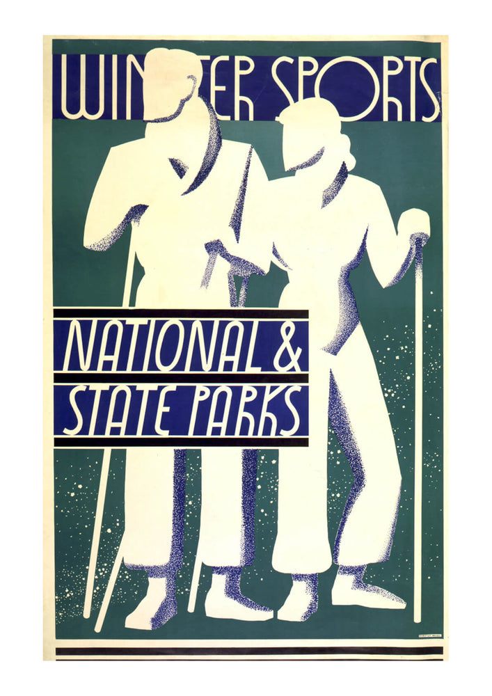National And State Parks Winter Sports