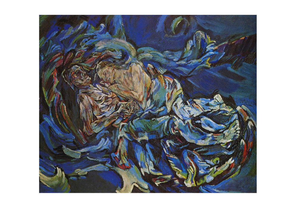 Oskar Kokoschka The Tempest