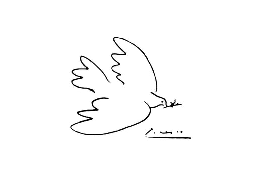 Pablo Picasso - Dove of Peace