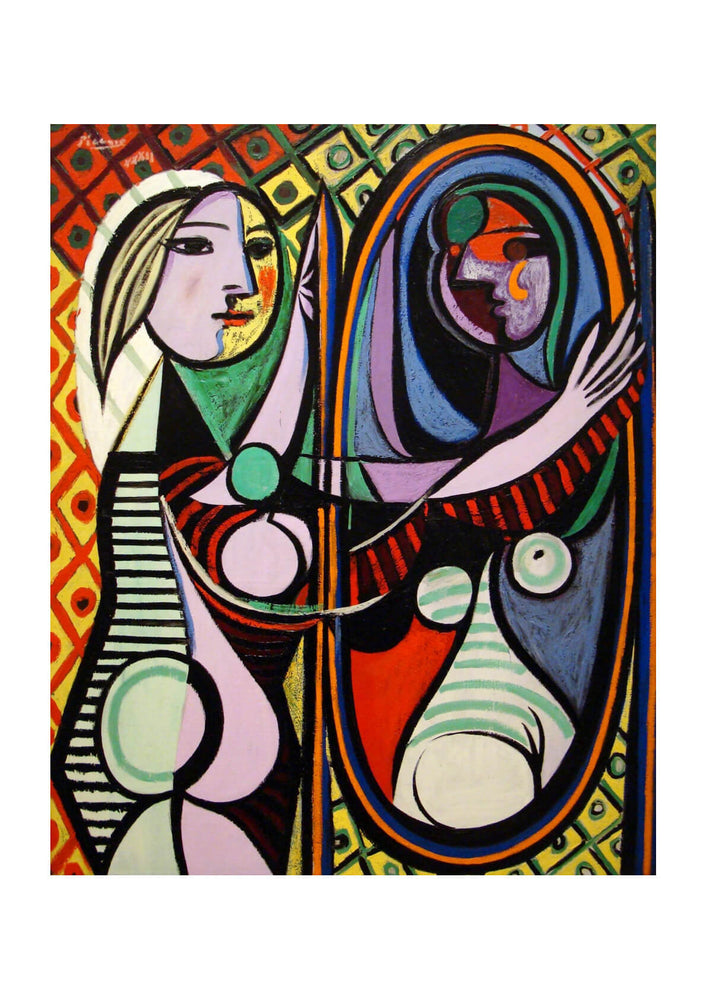 Pablo Picasso - Girl Before Mirror