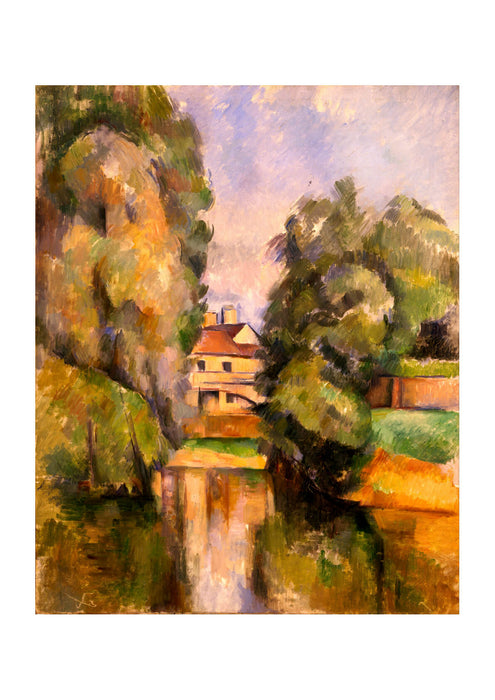 Paul Cezanne - Country House