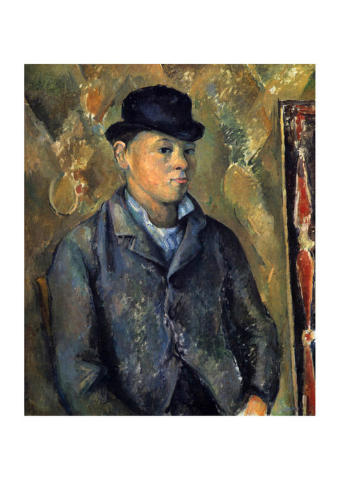 Paul Cezanne - Hat and Jacket