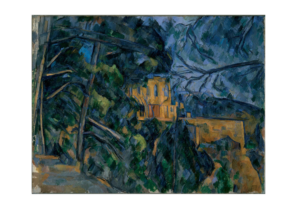 Paul Cezanne - In the Night